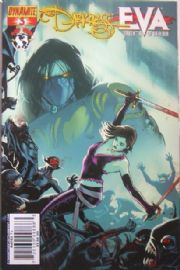 The Darkness vs. Eva #3 Cover A Dynamite Top Cow US Import